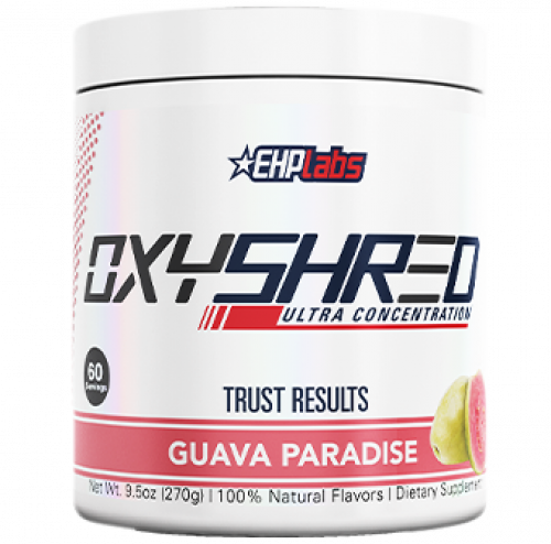EHP Labs OxyShred - Ultra-concentration