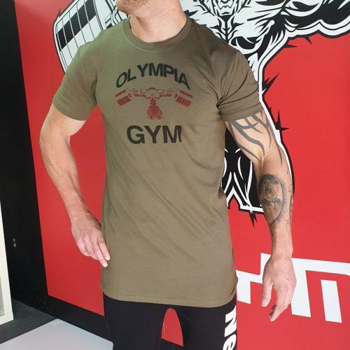 Olympia Gym T-Shirt